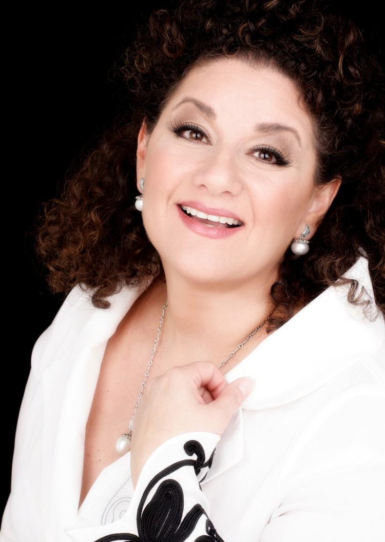 Headshot of Sharon Azrieli